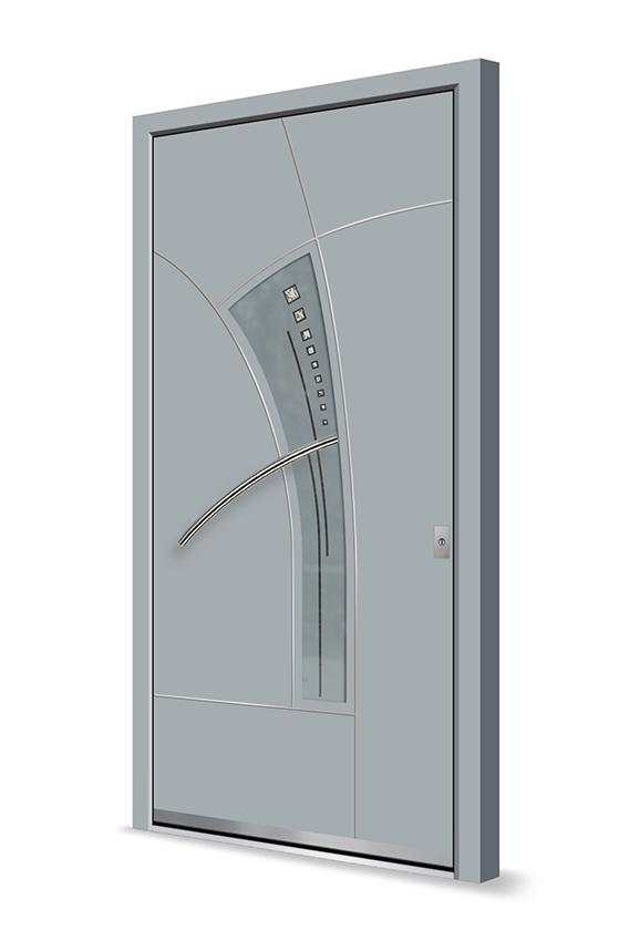 MANUFAKTA Haustür von Brömse - Designbeispiel