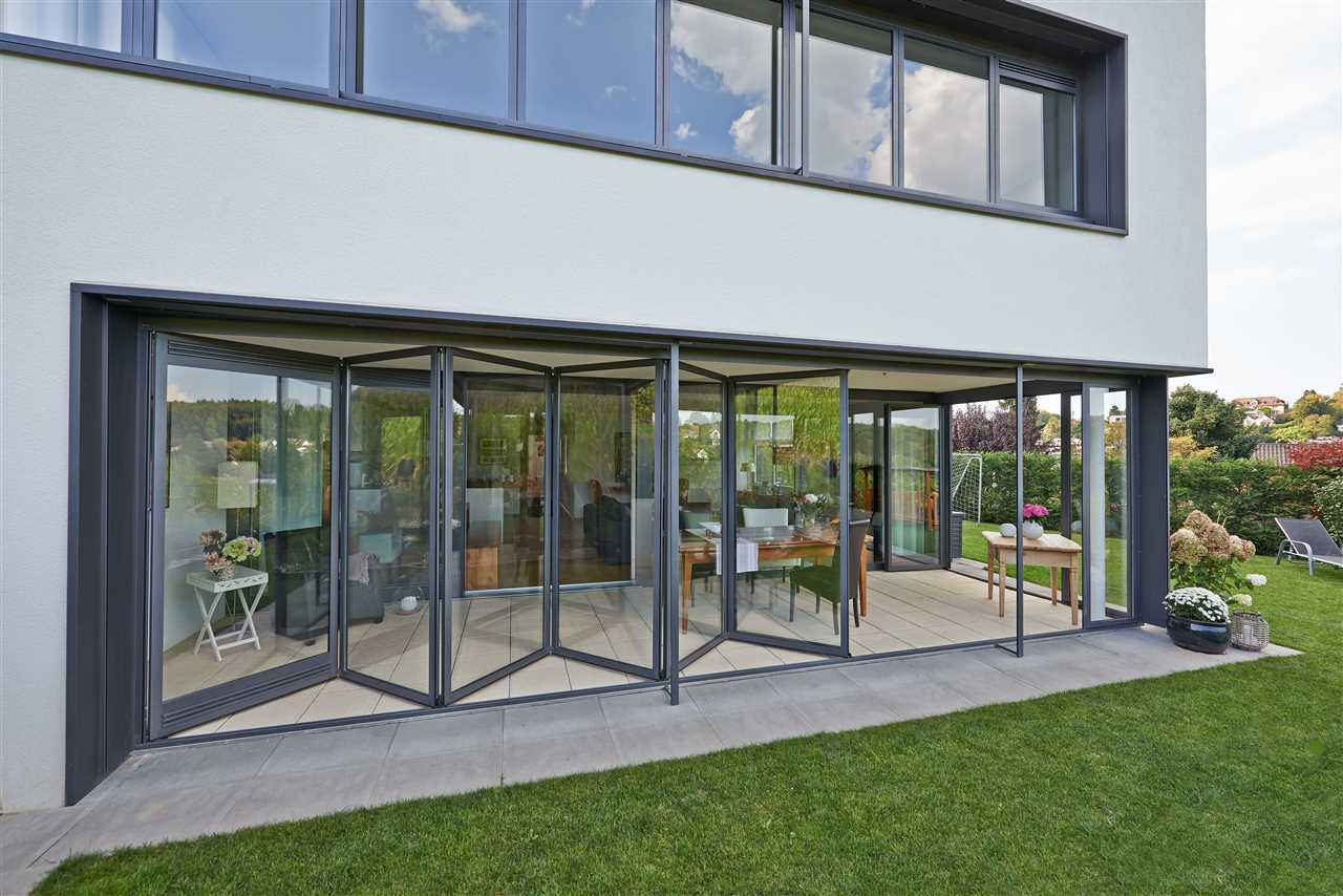 Beeindruckend Solarlux Falttüren Preise Foto Von Für Mehr Offenheit Im Wohnraum