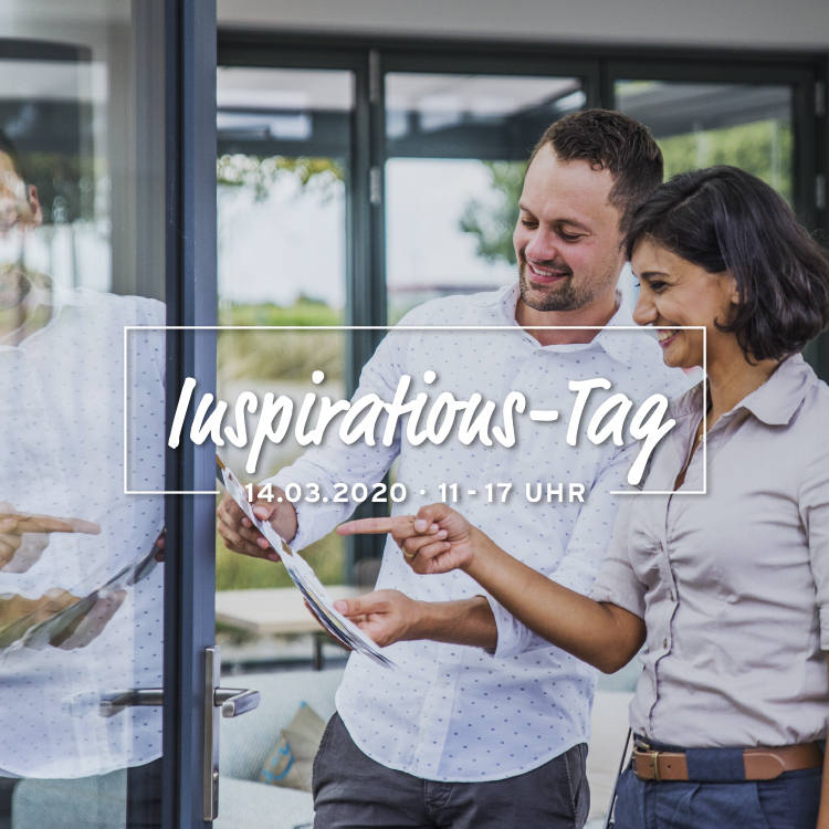 Einladung zum Inspirationstag am 14. März 2020