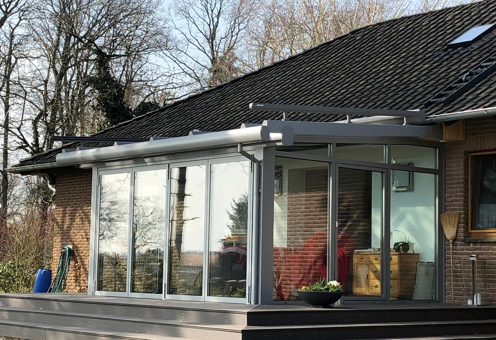 Warmwintergarten Akzent Plus von Solarlux