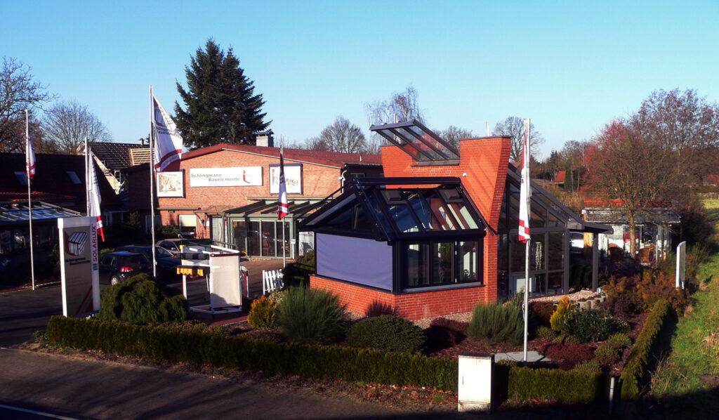 Firmengelände Schlingmann Bauelemente GmbH
